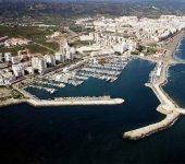 le port de plaisance à Estepona