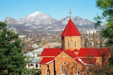 Pyatigorsk en Arménie